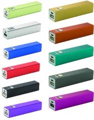 Powerbank diverse Farben