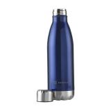 Trinkflasche Doppelwandig mit Logo oder Wunschtext gravieren Model Top Thermofunktion