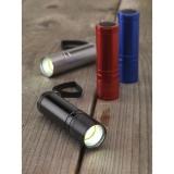 10x COB Taschenlampen mit Gravur